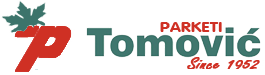 Parketi Tomović logo